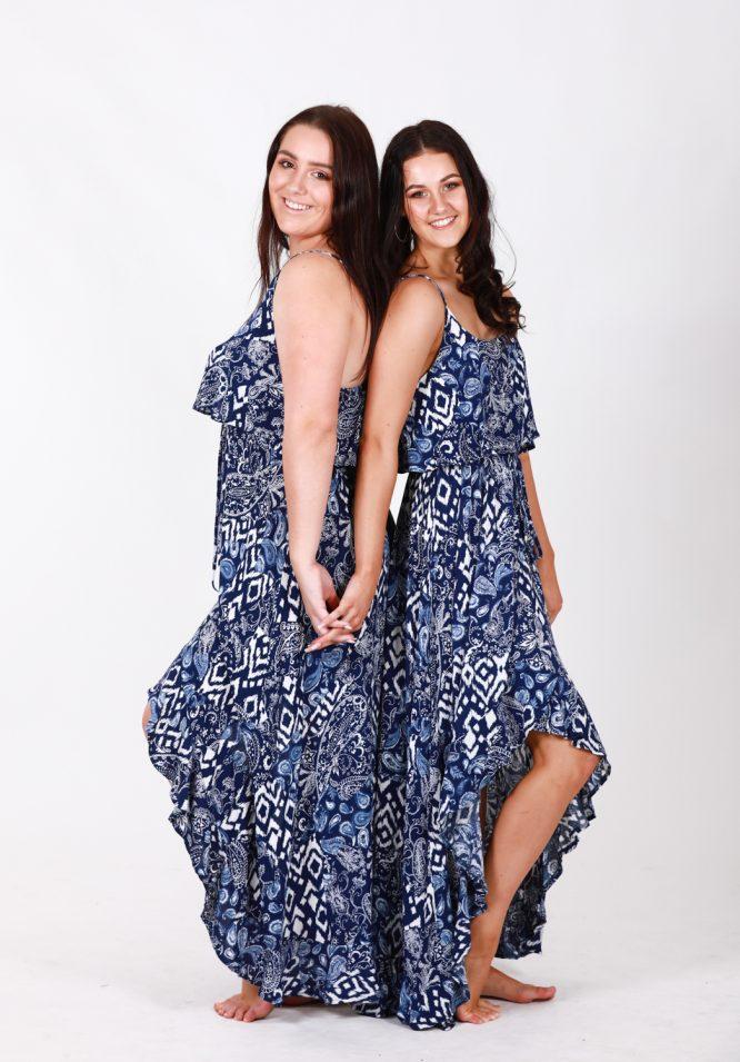 Hannah Hi-Low Dress twin