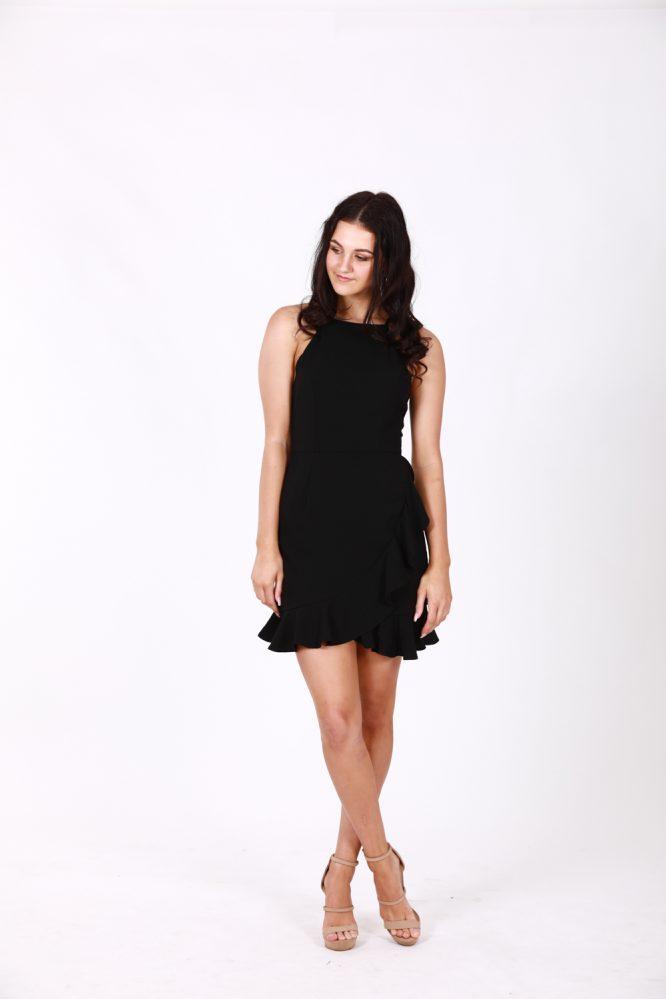 Anne-Marie Little Black Dress 2