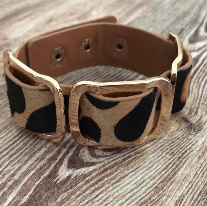 Safari Nights Leopard Bracelet 2