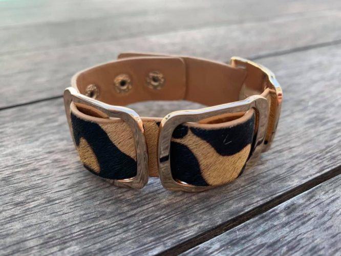 Safari Nights Leopard Bracelet 3