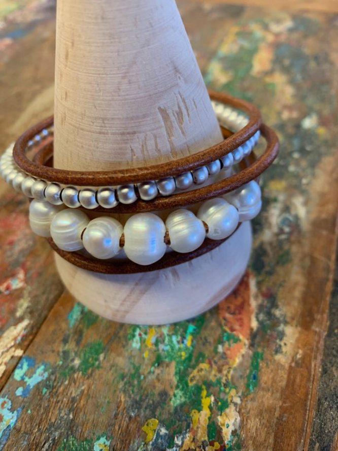 Oceans Apart Pearl Bracelet 2