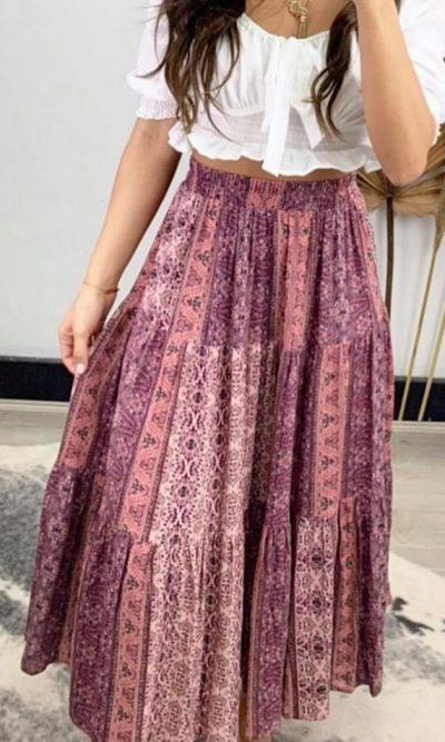 Marbella Maxi Skirt2