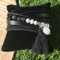 Festival Wrap Bracelet