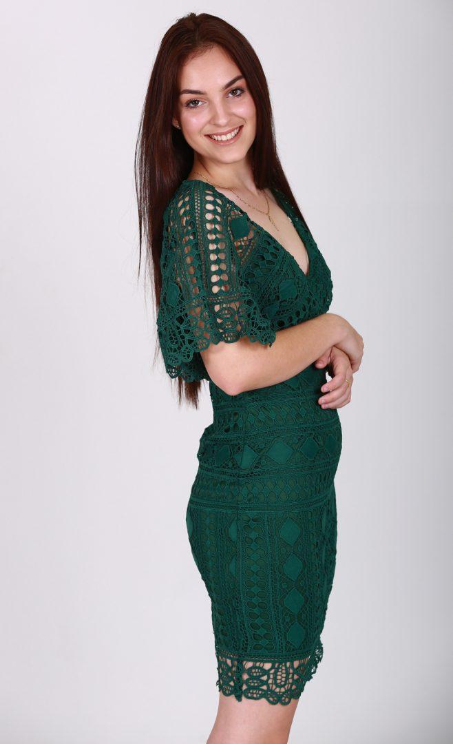 Jadie Lace Dress