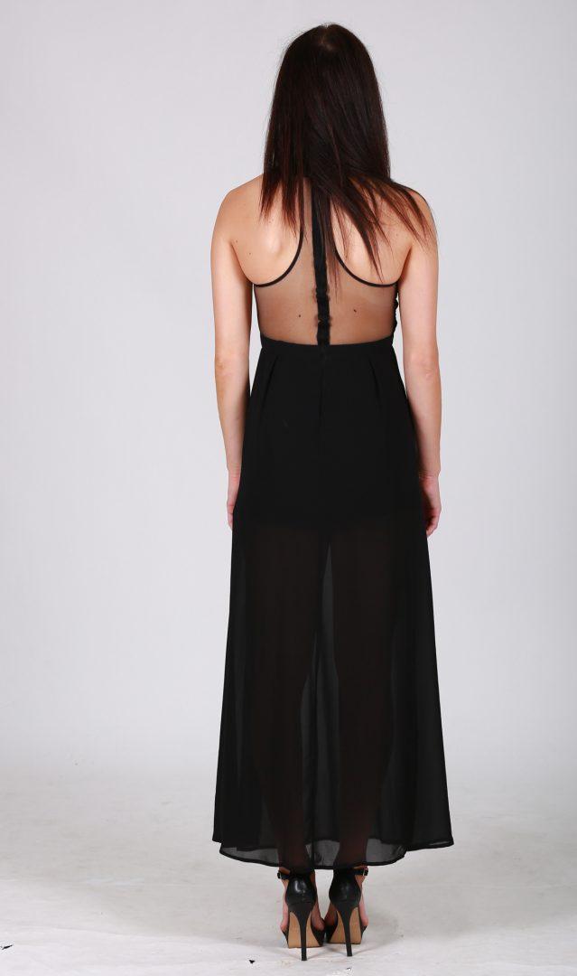 Aretha Maxi Dress back