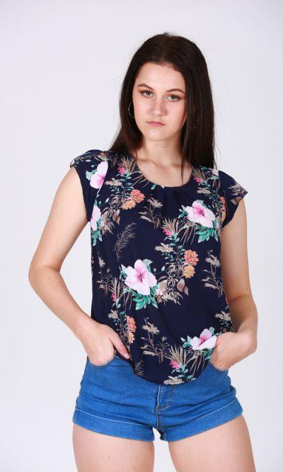 Tenaya floral tops