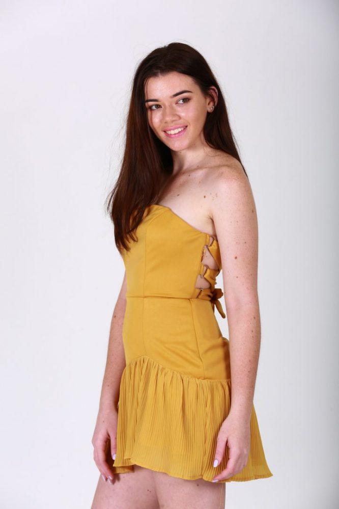 Ashton Mini Dress side