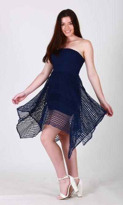 Casa Grande Lace Dress