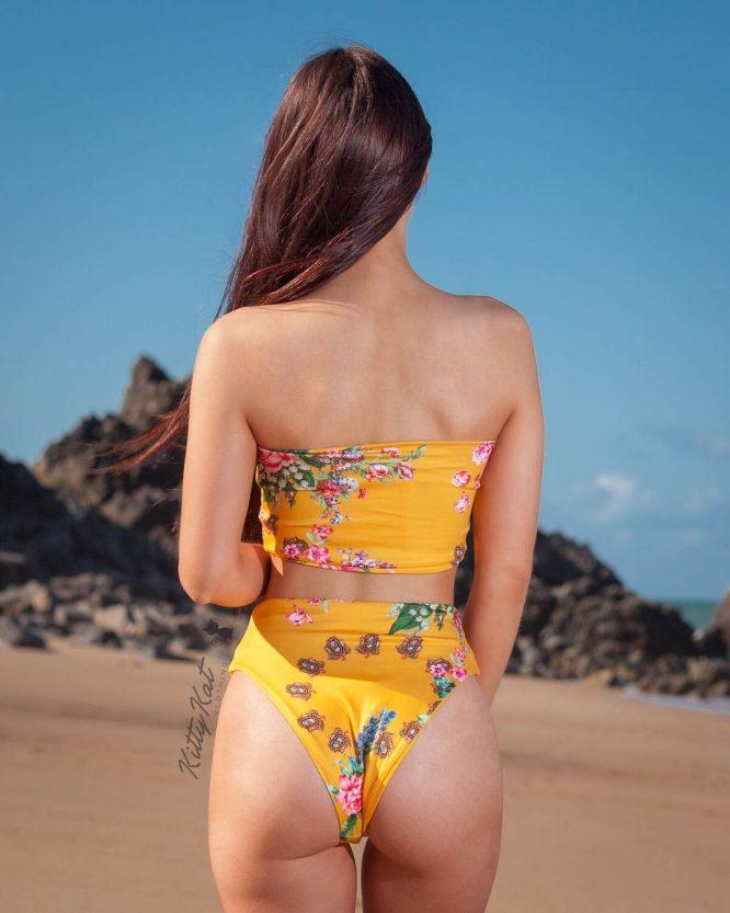 The Sweetest Thing 2 piece Bikini back