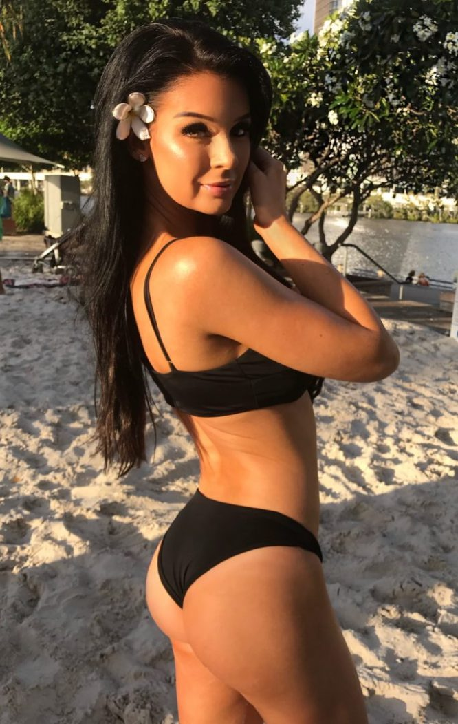 Bondi Black 2 Piece Bikini Set Luvalot