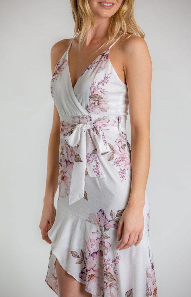Belladonna Floral Dress close