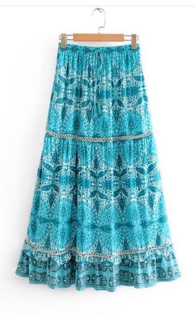 Merlin Maxi Skirt 2