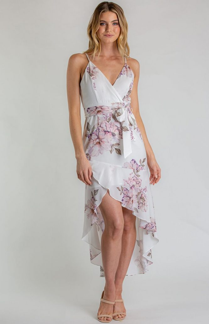 Belladonna Floral Dress 33