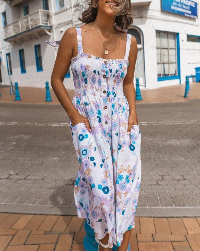 Lolita Midi Dress