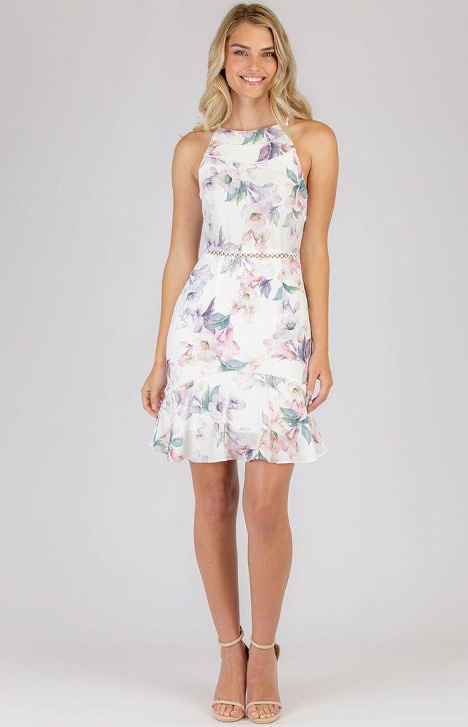 Raylene Floral Dress