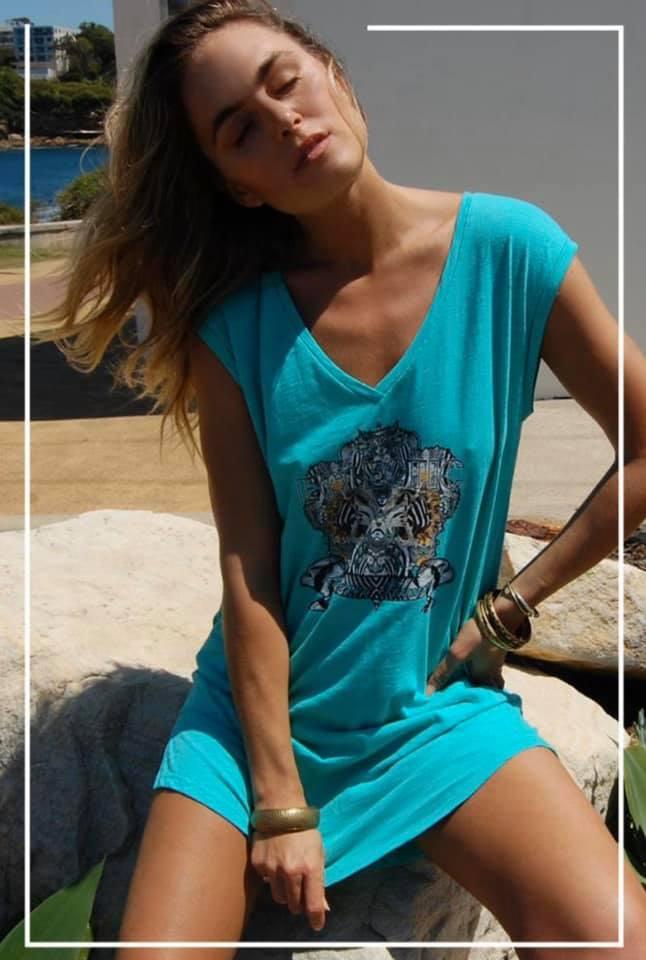 Shirley T-Shirt Dress -
