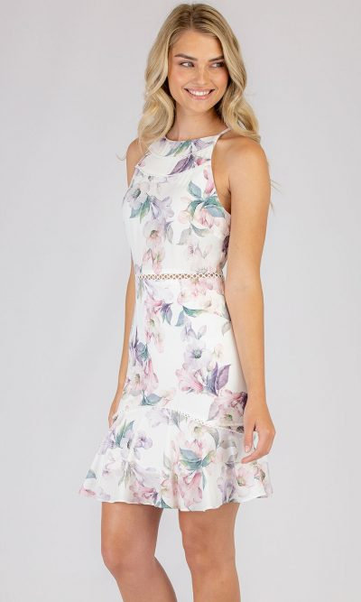 Raylene Floral Dress3