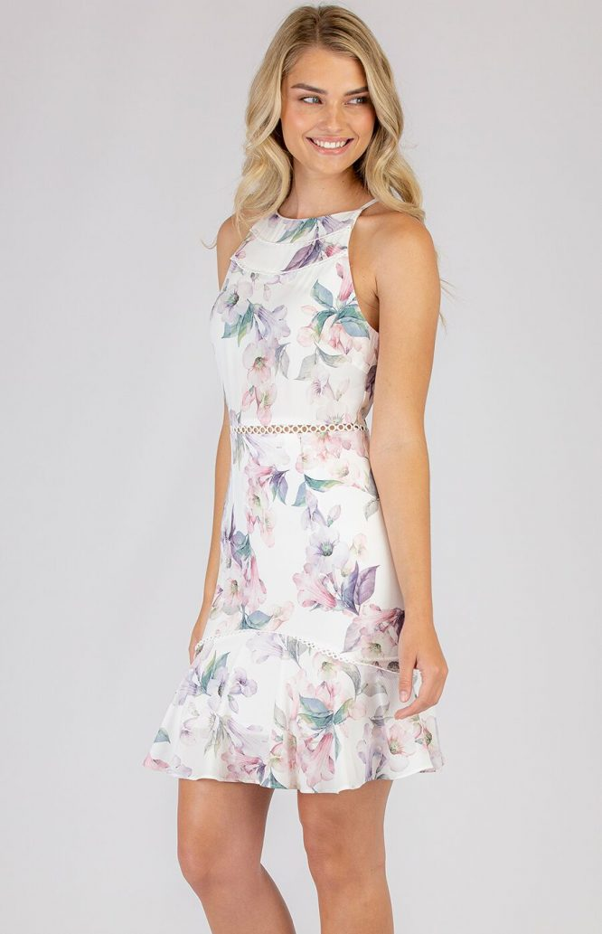 Raylene Floral Dress3