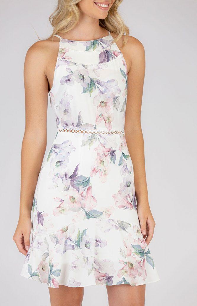 Raylene Floral Dress4