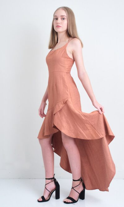Kensington Copper dress