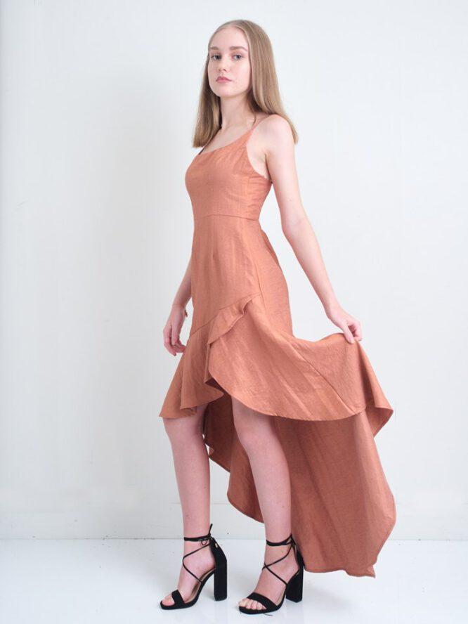 Kensington Copper dress