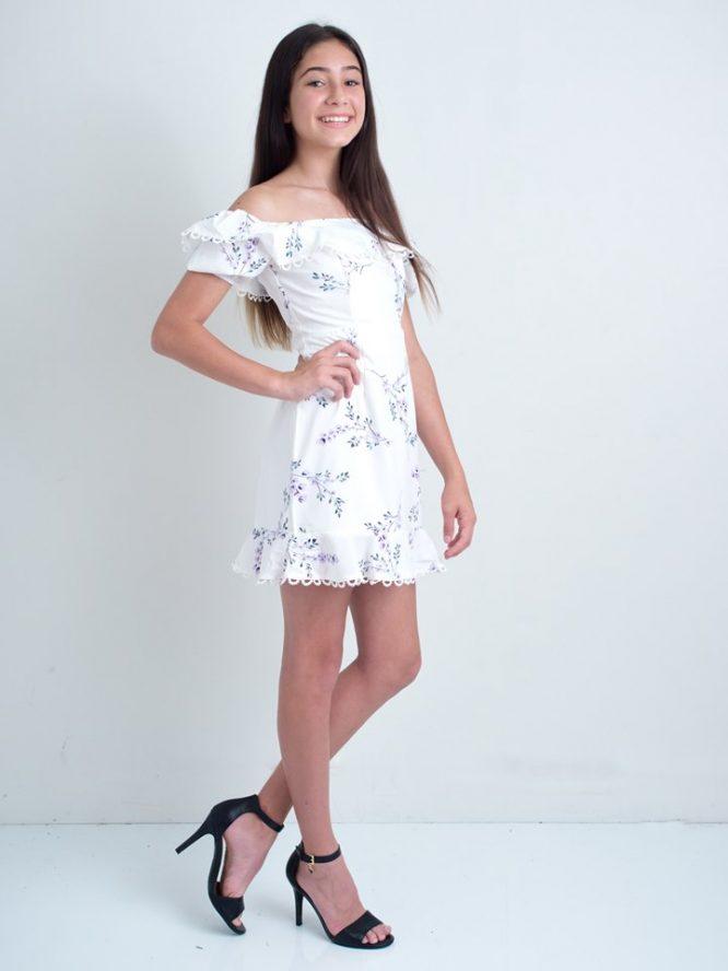 Francine Floral Mini 2