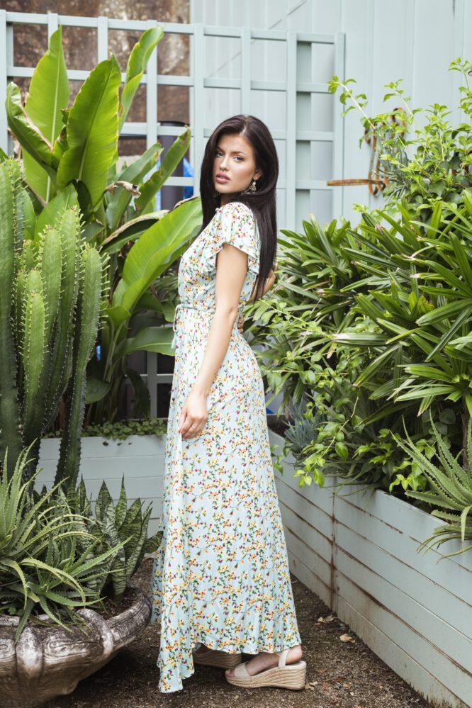 Bouquet Maxi Dress - Sanctum3