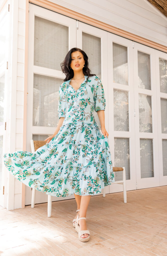 Spire Maxi Dress