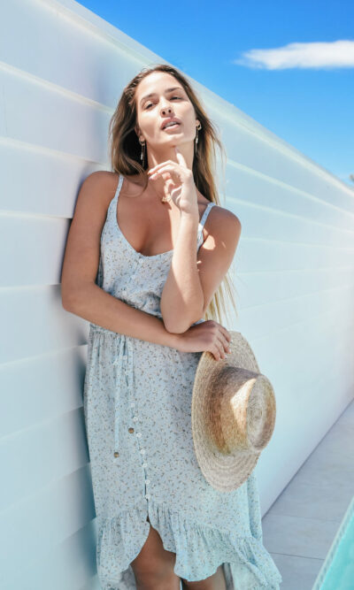 Salt Summer Dress - Sanctum