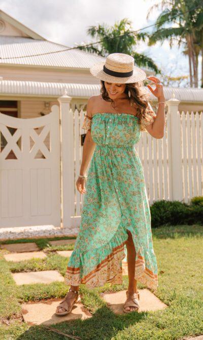 Ayana Maxi Dress - San Jose The Label